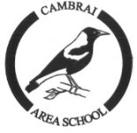 Cambrai Area School